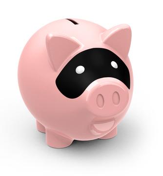 Das kriminelle Sparschwein