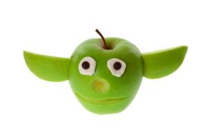 Apfel - Yoda